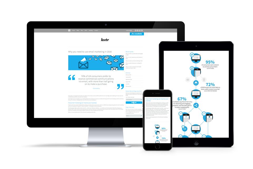 Digital marketing packages | Koobr