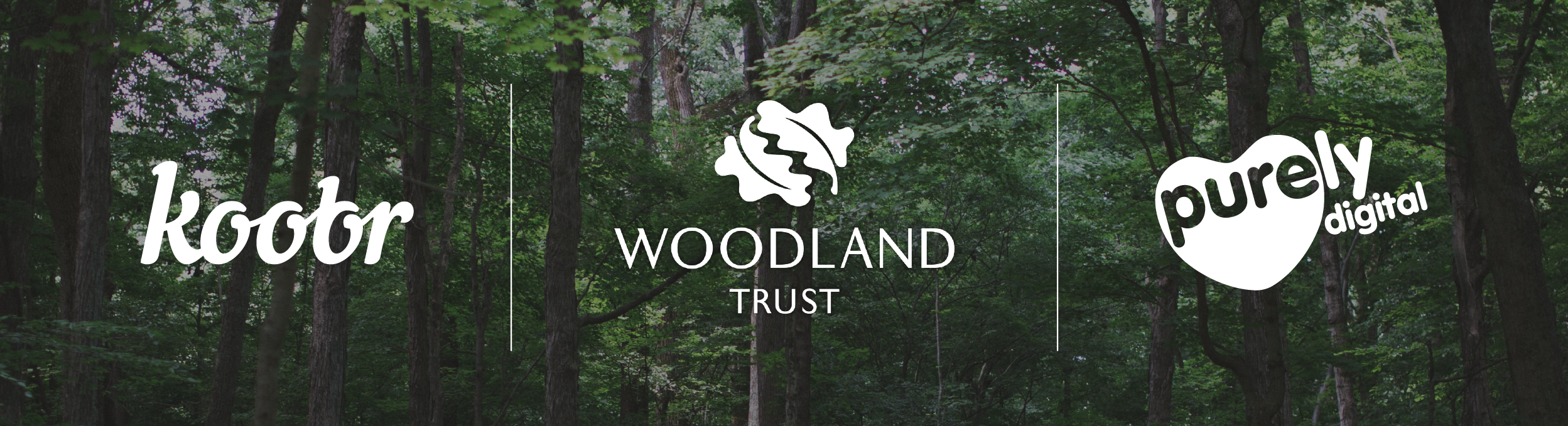Koobr joins Woodland Trust