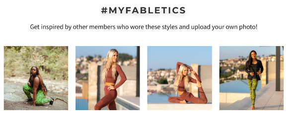 MyFabletics have set a great example for how to handle customer comments